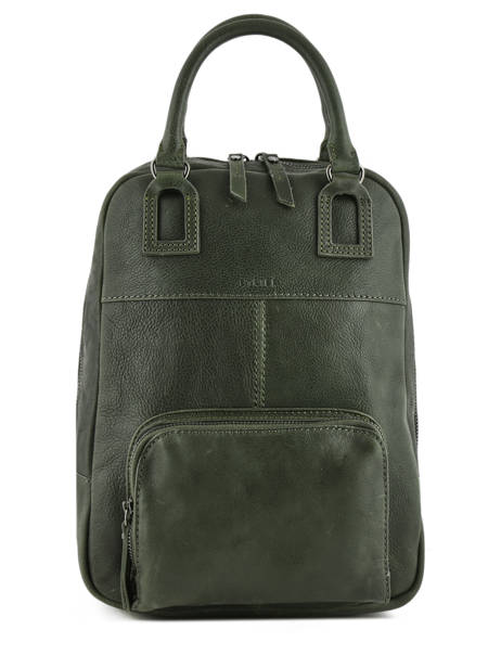 Backpack Etrier Green galop EGAL06