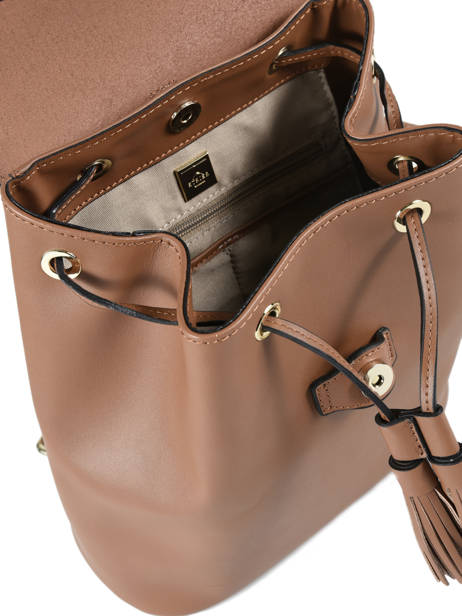Backpack Etrier Brown kyo EKY608 other view 4