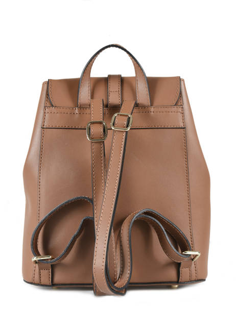 Backpack Etrier Brown kyo EKY608 other view 3