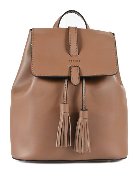 Backpack Etrier Brown kyo EKY608