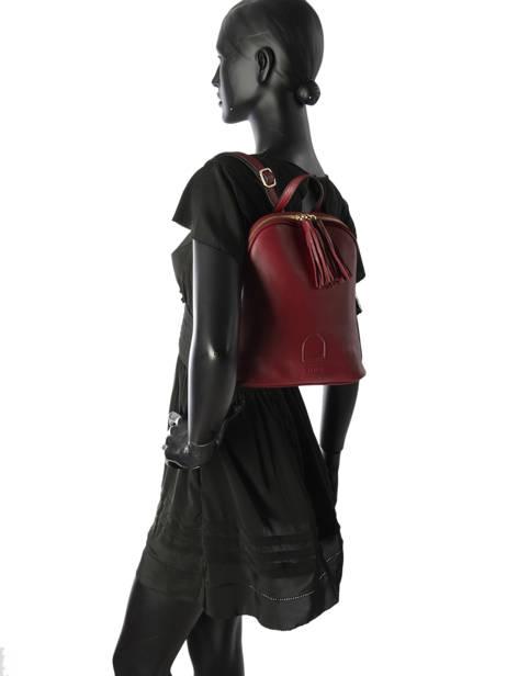 Backpack Etrier Red paris EPAR16 other view 2