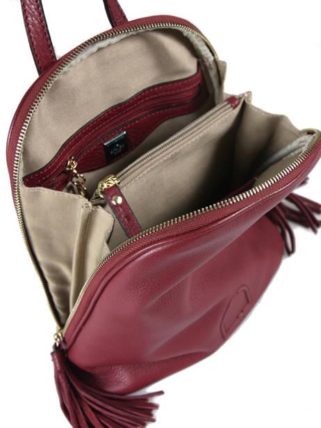 Backpack Etrier Red paris EPAR16 other view 4
