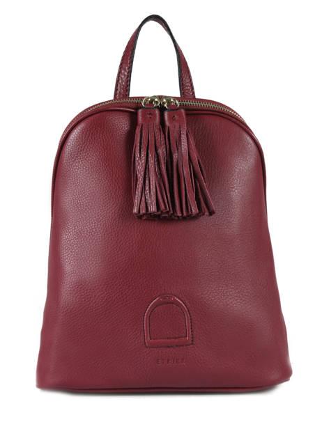 Backpack Etrier Red paris EPAR16