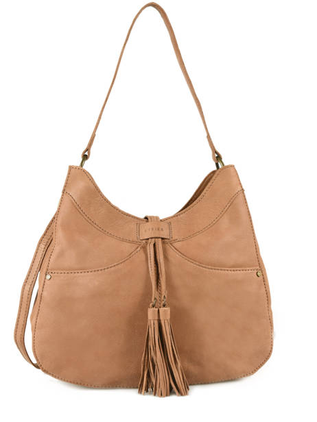 Shopper Allure Leather Etrier Brown allure EBALL06