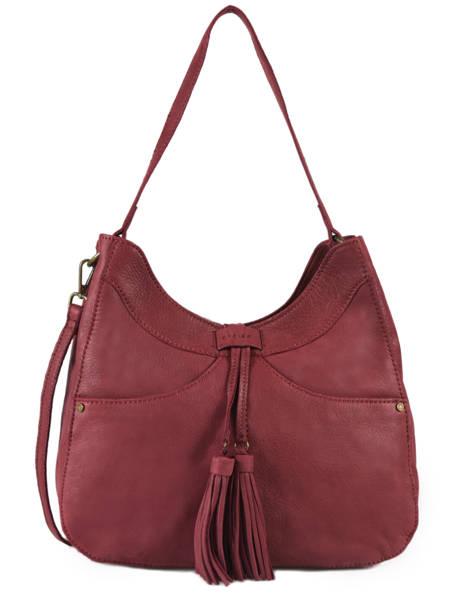 Shopper Allure Leather Etrier Red allure EBALL06