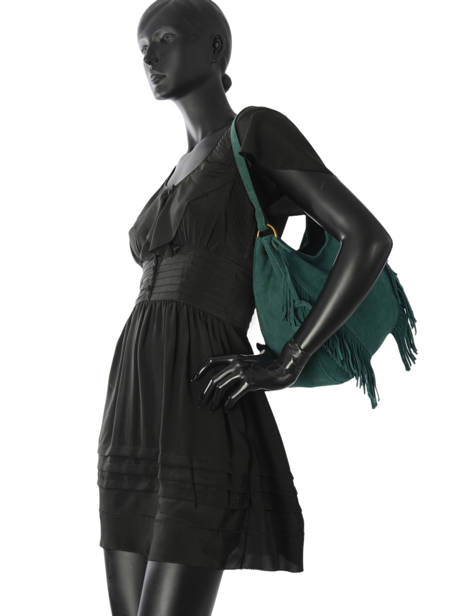 Hobo Bag Cheyenne Etrier Green cheyenne ECHE03B other view 2