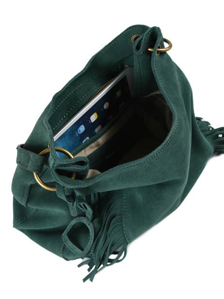Hobo Bag Cheyenne Etrier Green cheyenne ECHE03B other view 5