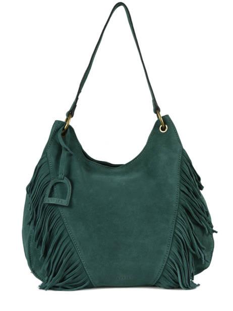Hobo Bag Cheyenne Etrier Green cheyenne ECHE03B
