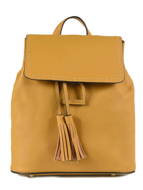Backpack Etrier Yellow tradition EHER026