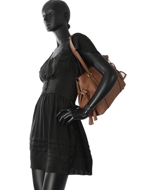 Shopper Tradition Leather Etrier Brown tradition EHER025 other view 2