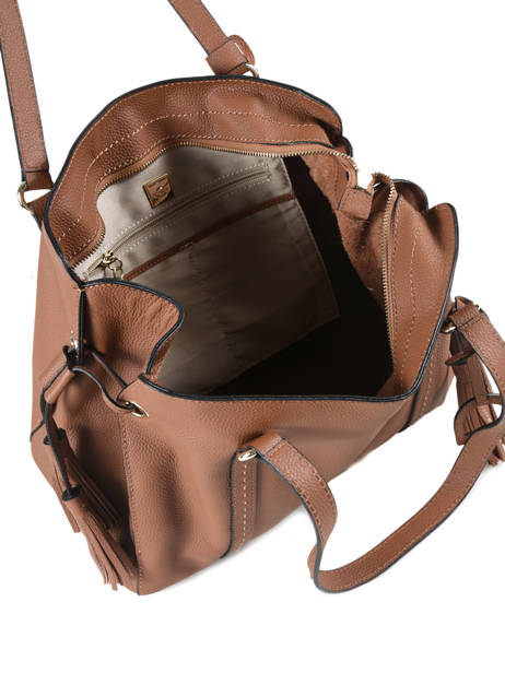 Shopper Tradition Leather Etrier Brown tradition EHER025 other view 5