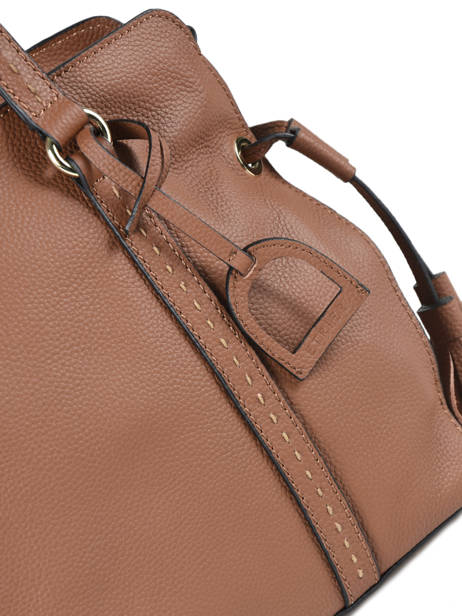 Shopper Tradition Leather Etrier Brown tradition EHER025 other view 1
