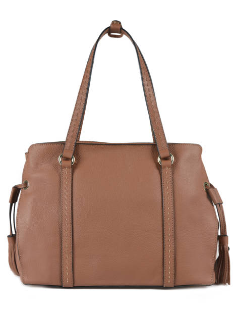 Shopper Tradition Leather Etrier Brown tradition EHER025 other view 4