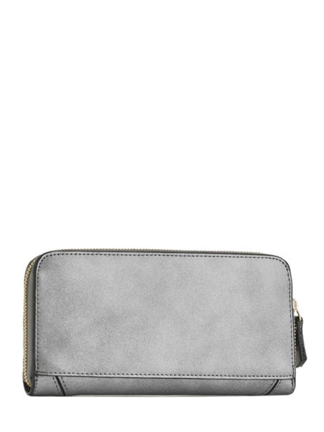 Wallet Leather Etrier Silver kyo EKY901 other view 2