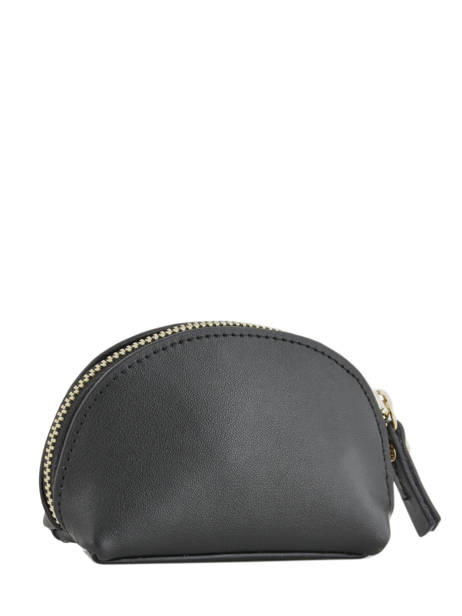 Purse Leather Etrier Black kyo EKY902 other view 2