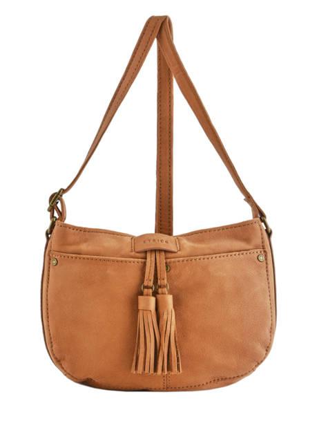 Crossbody Bag Allure Leather Etrier Brown allure EBALL05