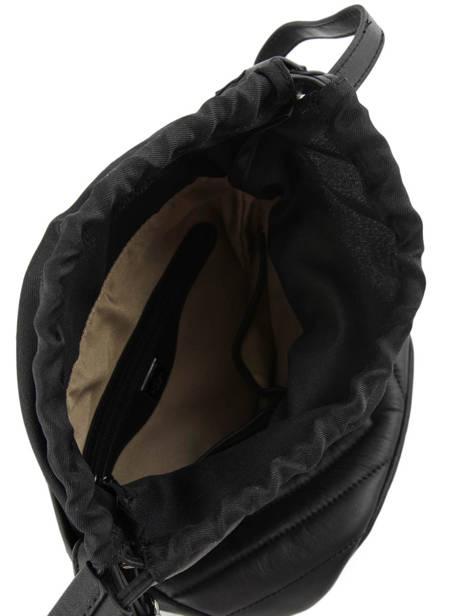 Crossbody Bag Attelage Leather Etrier Black attelage EATT02 other view 3