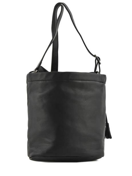 Crossbody Bag Attelage Leather Etrier Black attelage EATT02 other view 2