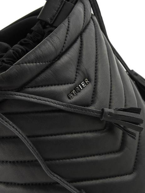 Crossbody Bag Attelage Leather Etrier Black attelage EATT02 other view 1