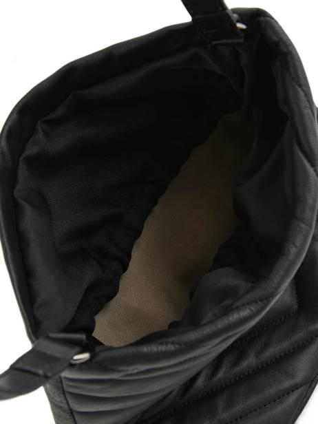 Bucket Bag Attelage Leather Etrier Black attelage EATT04 other view 4