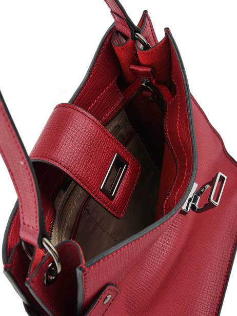 Shoulder Bag Tess Leather Etrier Black tess ETESS08 other view 4
