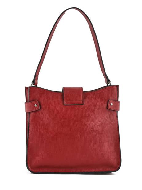 Shoulder Bag Tess Leather Etrier Black tess ETESS08 other view 3