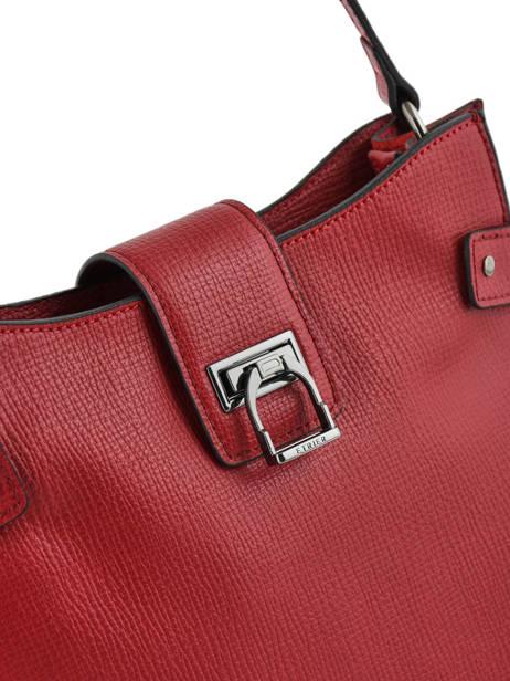 Shoulder Bag Tess Leather Etrier Black tess ETESS08 other view 1