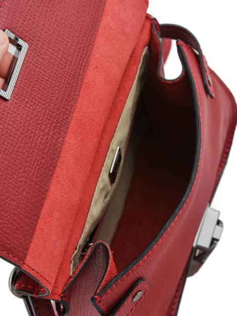 Shoulder Bag Tess Leather Etrier Black tess ETESS10 other view 4