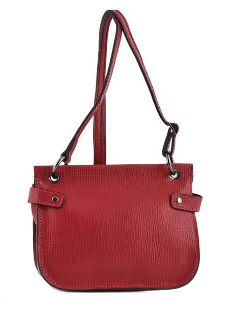 Shoulder Bag Tess Leather Etrier Black tess ETESS10 other view 3