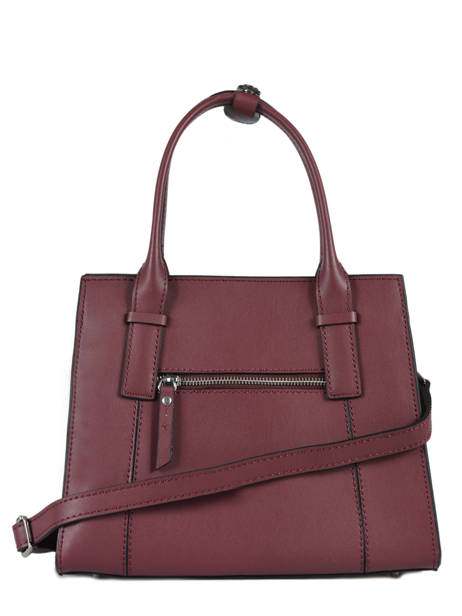 Trapeze Caleche Leather Etrier Red caleche ECAL002B other view 3