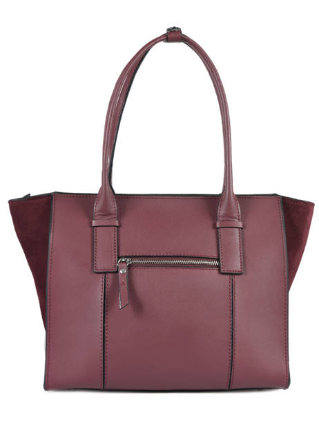 Shopper Caleche Leather Etrier Red caleche ECAL003B other view 3
