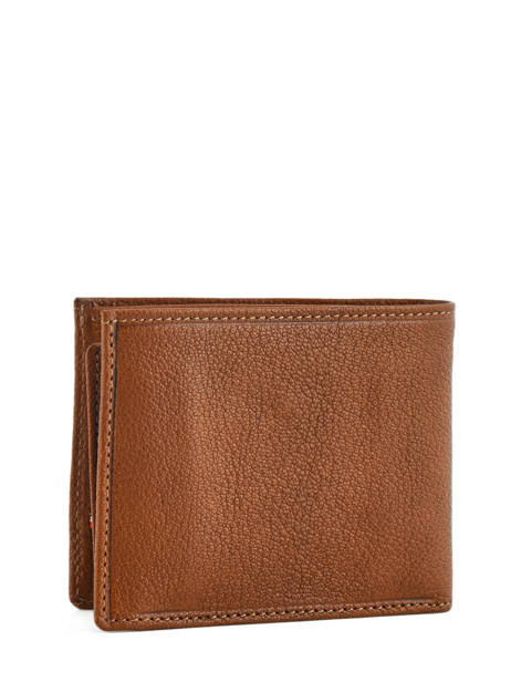 Wallet Leather Etrier Brown sabot 800121 other view 1