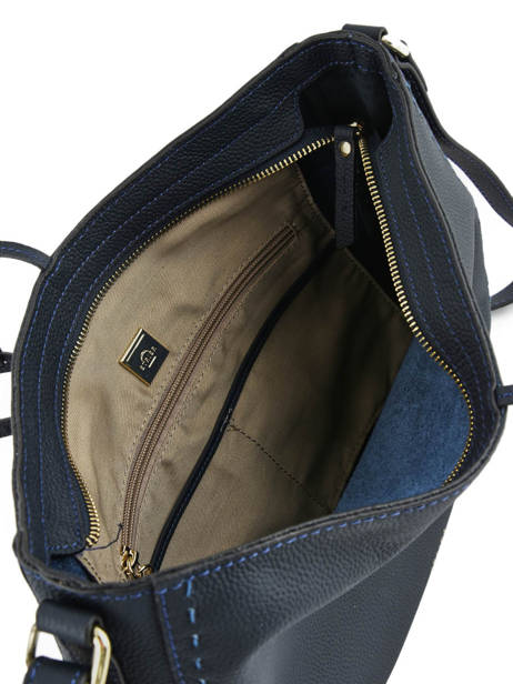 Crossbody Bag Tradition Leather Etrier Black tradition EHER002A other view 4