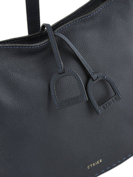 Crossbody Bag Tradition Leather Etrier Black tradition EHER002A other view 1