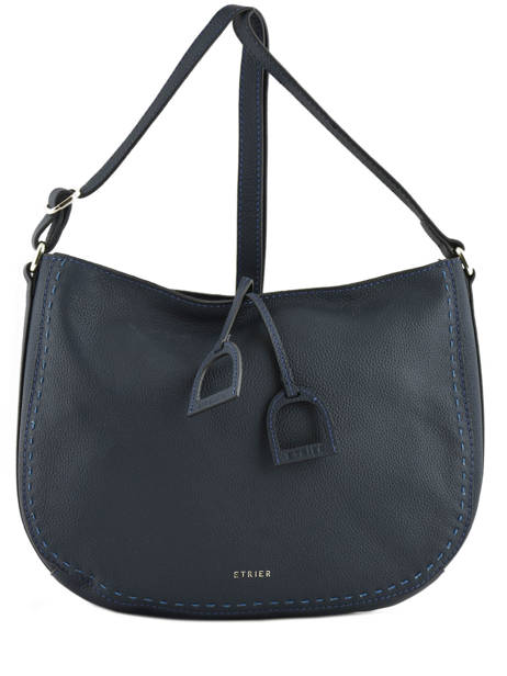Crossbody Bag Tradition Leather Etrier Black tradition EHER002A