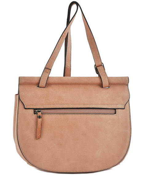 Shoulder Bag Casac Leather Etrier Pink casac ECAS01 other view 4