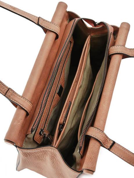 Shopper Casac Leather Etrier Pink casac ECAS04 other view 5