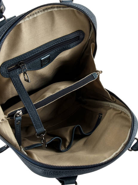 Backpack Etrier Blue galop EGAL06 other view 5