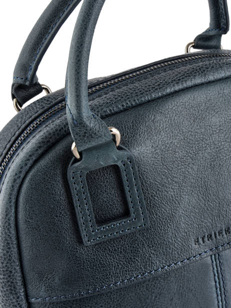 Backpack Etrier Blue galop EGAL06 other view 1