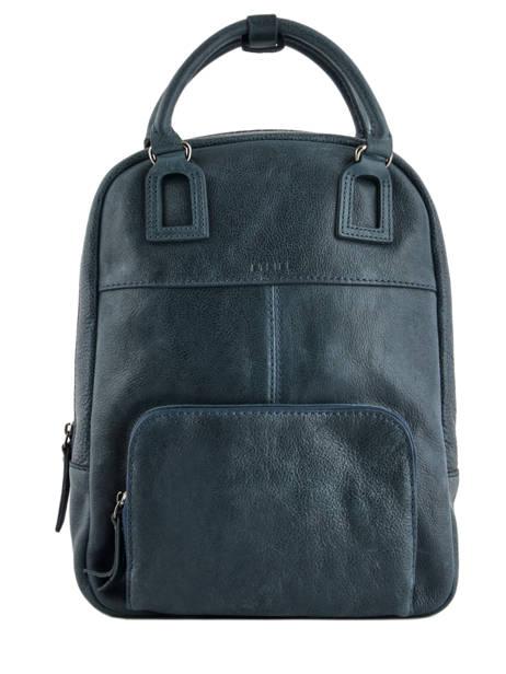 Backpack Etrier Blue galop EGAL06