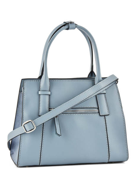 Trapeze Caleche Leather Etrier Blue caleche ECAL002B other view 4