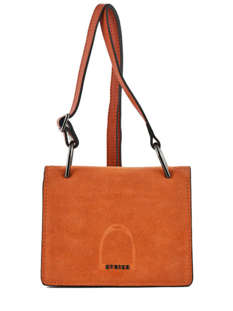Mini Sac Bandoulière Jockey Etrier Orange jockey EJOC04