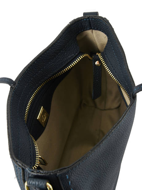 Crossbody Bag Tradition Leather Etrier Blue tradition EHER3A other view 4