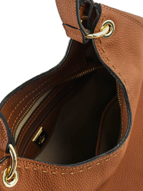 Sac Besace Tradition Cuir Etrier Marron tradition EHER21 vue secondaire 4