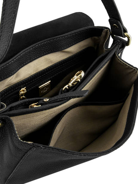 Crossbody Bag Tradition Leather Etrier Black tradition EHER23 other view 5