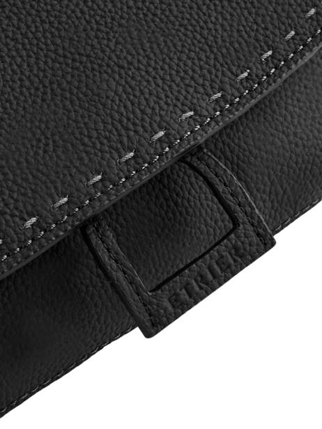 Crossbody Bag Tradition Leather Etrier Black tradition EHER23 other view 1