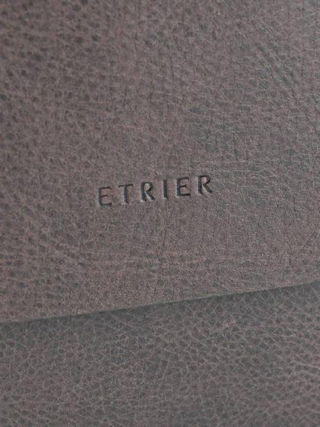 Crossbody Bag Etrier Green spider ESPI05 other view 1