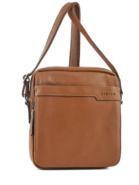 Crossbody Bag Etrier Brown flandres EFLA10 other view 1