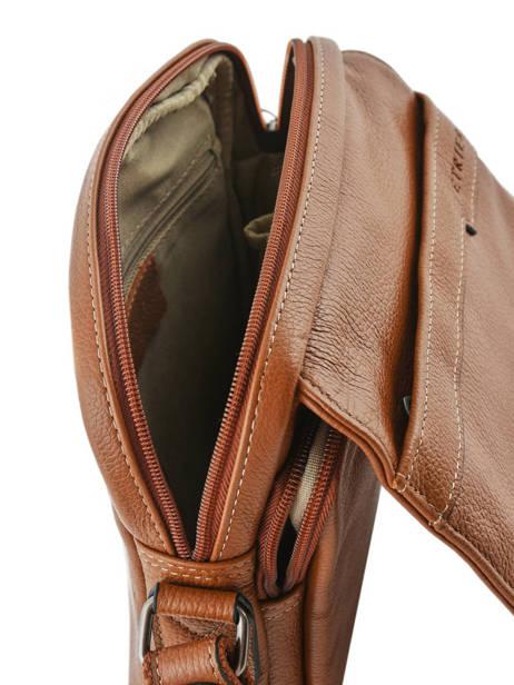 Crossbody Bag Etrier Brown flandres EFLA10 other view 5