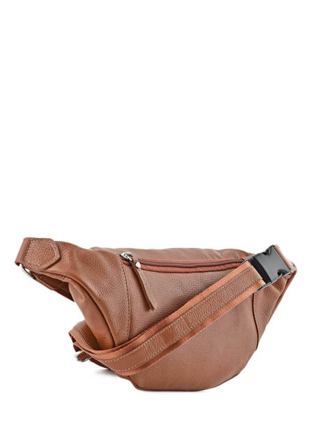 Fanny Pack Etrier Brown flandres EFLA13 other view 3